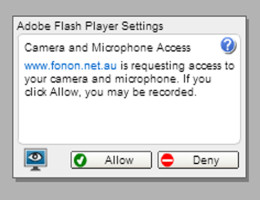 flash-webcam